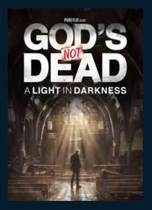 God's Not Dead: A Light in Darkness HDX Vudu or MA Redeem (Ports to iTunes and Google Play)