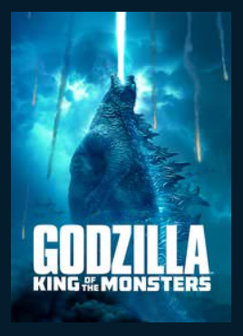 Godzilla: King of the Monsters HDX Vudu or MA Redeem (Ports to iTunes and Google Play)