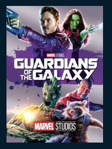 Guardians of the Galaxy HDX DMA MA or Vudu Redeem (Ports to iTunes and Vudu)