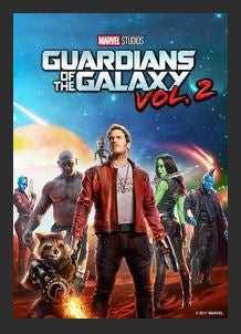 Guardians of the Galaxy Vol. 2 HDX DMA MA or Vudu Redeem (Ports to iTunes)