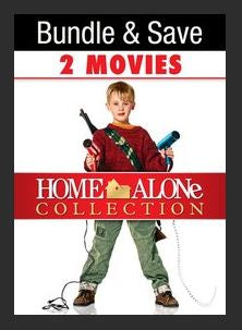 Home Alone 1 and 2 SD UV *Vudu Redeem* [Home Alone and Home Alone 2: Lost in New York] Vudu Redeem (Ports to MA MoviesAnywhere iTunes Google Play in SD)