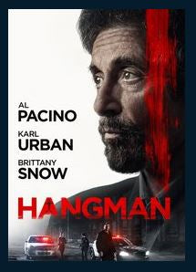 Hangman HDX UV *Vudu Redeem* (Redeems and plays now)
