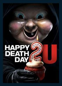 Happy Death Day 2U HDX Vudu or MA Redeem (Ports to iTunes and Google Play)