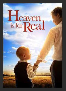 Heaven is for Real SD UV Vudu or MA Redeem (Ports to iTunes and Google Play)