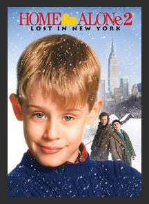 Home Alone 2: Lost in New York HDX UV Vudu or iTunes or MA Redeem (Ports to MA MoviesAnywhere Google Play)
