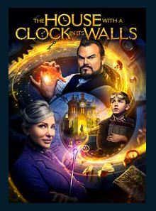 The House with a Clock in Its Walls HDX Vudu or MA Redeem (Ports to Google Play and iTunes)