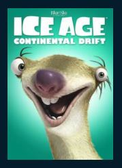 Ice Age: Continental Drift HDX UV Vudu or MA or Google Play or iTunes Redeem
