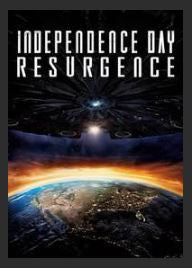 Independence Day: Resurgence HDX UV or iTunes or Google Play or MA Redeem