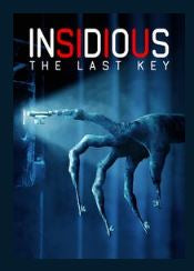 Insidious: The Last Key HDX UV Vudu or MA Redeem (Ports to iTunes and Google Play)
