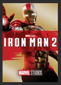 Iron Man 2 HD Google Play Redeem (Ports to MA MoviesAnywhere) NO Points DMA