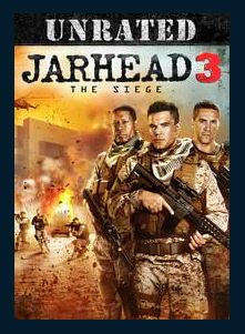 Jarhead 3: The Siege HDX UV *Vudu Redeem* (Ports UV and MA)