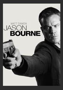 Jason Bourne HD iTunes Redeem (Ports MA)