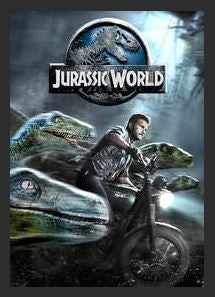 Jurassic World HDX UV Vudu or MA Redeem (Ports to Google Play and iTunes)