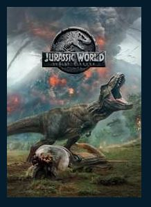 Jurassic World: Fallen Kingdom 4K UHD Vudu or MA Redeem (Ports to iTunes and Google Play)