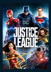 Justice League 4K UHD UV Vudu or MA Redeem (Ports to iTunes and Google Play)