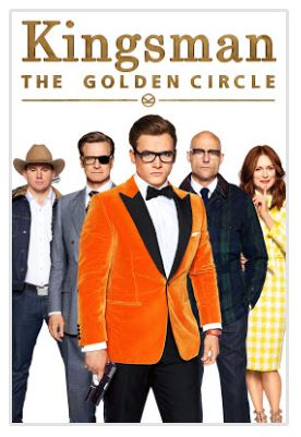 Kingsman: The Golden Circle HDX UV Vudu or Google Play or iTunes or MA MoviesAnywhere