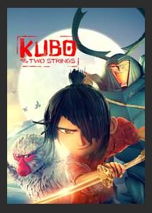 Kubo and the Two Strings HD iTunes Redeem