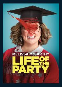 Life of the Party HDX UV Vudu or MA Redeem (Ports to iTunes and Google Play)