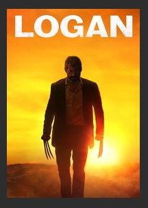 Logan HDX UV Vudu or iTunes or Google Play or MA Redeem