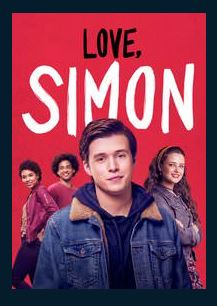 Love, Simon HDX UV Vudu or MA or Google Play (Ports to iTunes)