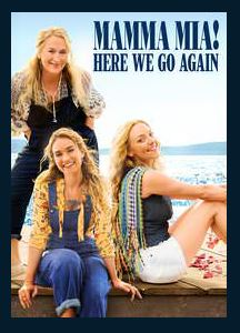 Mamma Mia! Here We Go Again HDX Vudu or MA Redeem (Ports to iTunes and Google Play)
