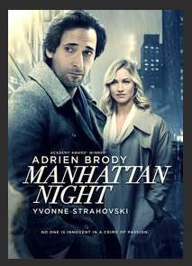 Manhattan Night HDX UV (Vudu Redeem)