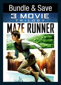 Maze Runner Trilogy HDX UV Vudu or MA Redeem (Ports to iTunes and Google Play)