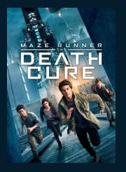 Maze Runner: The Death Cure HDX UV Vudu or MA or Google Play Redeem (Ports to iTunes)