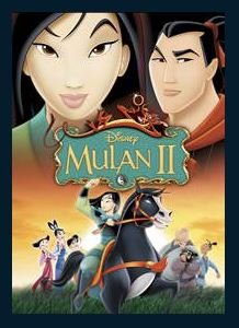 Mulan 2 HDX Google Play Redeem (Ports MA) No Points DMA