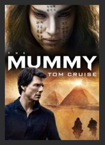 The Mummy (2017) HD iTunes Redeem (Ports to MA MoviesAnywhere)