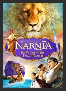 The Chronicles of Narnia: The Voyage of the Dawn Treader HDX UV *Vudu Redeem*