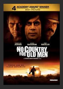 No Country for Old Men SD UV