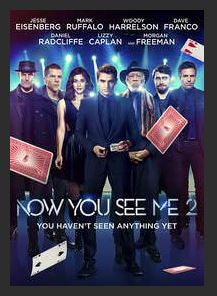 Now You See Me 2 HD iTunes
