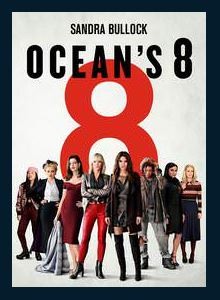 Ocean's Eight HDX UV Vudu or MA Redeem (Ports to iTunes and Google Play)
