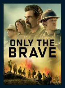 Only the Brave HDX UV Vudu or MA Redeem (Ports to iTunes and Google Play)