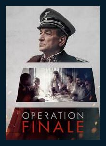 Operation Finale HD iTunes Redeem (Should be 4K UHD)