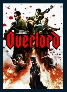 Overlord 4K UHD iTunes Redeem ONLY