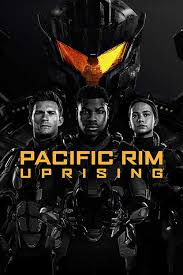 Pacific Rim Uprising HDX UV Vudu or MA Redeem (Ports to Google Play and iTunes)