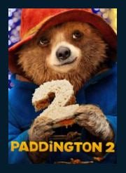 Paddington 2 HDX UV Vudu or MA Redeem (Ports to Google Play and iTunes)