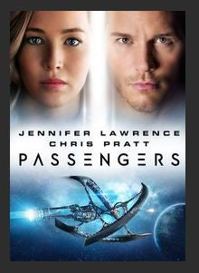 Passengers 4K UHD UV Vudu or MA Redeem (Ports to  iTunes Google Play Vudu)