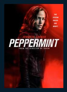 Peppermint HD iTunes Redeem (Doesn't Port) May be 4K UHD