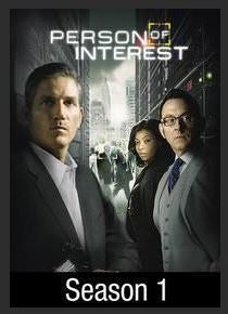 Person of Interest Season 1 HDX UV