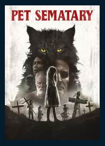 Pet Sematary (2019) HDX Vudu Redeem Only