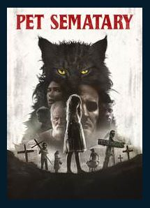 Pet Sematary (2019) HDX iTunes Redeem Only (Should upgrade to 4K UHD)