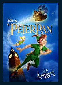 Peter Pan HD Google Play Redeem (Ports MA) NO Points Disney