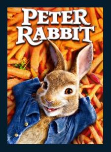 Peter Rabbit HDX UV Vudu or MA Redeem (Ports to Google Play and iTunes)