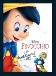 Pinocchio HD Google Play Redeem (Ports MA) NO Points
