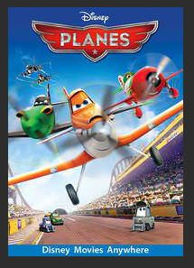 Planes HDX DMA MA or Vudu Redeem (Ports to iTunes)