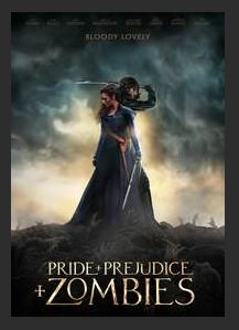 Pride and Prejudice and Zombies HDX UV *Vudu Redeem* (Ports to MA MoviesAnywhere)