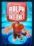 Ralph Breaks the Internet HD iTunes *(Canadian)* Redeem (Ports to MA Services) *CANADIAN ONLY*